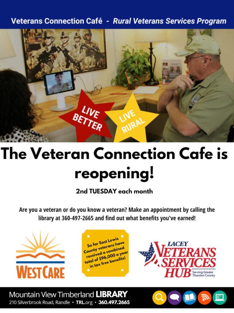 Veteran Connection Cafe